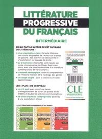 Litterature progressive du français intermédiaire B1 B2 2e édition -  avec 1 CD audio MP3