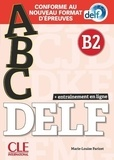 Marie-Louise Parizet - ABC DELF B2. 1 CD audio MP3