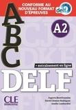 Jugurta Bentifraouine et David Clément-Rodriguez - ABC DELF A2. 1 CD audio MP3