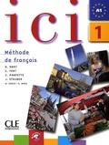 Dominique Abry et C Fert - Ici 1 - Méthode de français. 1 CD audio