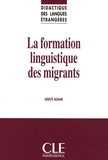 Hervé Adami - La formation linguistique des migrants.