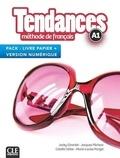 Jacky Girardet et Jacques Pécheur - Tendances niv.A1 élève Bimédia.