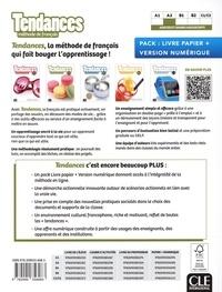Tendances A2. Méthode de français livre papier + version numérique