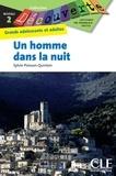 Sylvie Poisson-Quinton - LECT DECOUVERTE  : Un homme dans la nuit - Niveau 2 – Lecture Découverte - Ebook.
