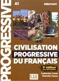 Catherine Carlo et Mariella Causa - Civilisation progressive du français débutant A1. 1 CD audio MP3
