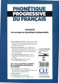 Phonétique progressive du français corrigés. Avec 400 exercices