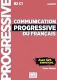 Claire Miquel - Communication avancé. 1 CD audio MP3
