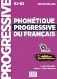 Lucile Charliac et Anne-Claude Motron - Phonétique progressive du français intermédiaire - Avec 600 exercices. 1 CD audio