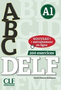 David Clément-Rodriguez - ABC DELF A1. 1 CD audio MP3