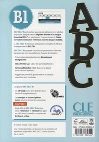 ABC DELF B1. 200 exercices avec corrigés et transcriptions  avec 1 CD audio MP3