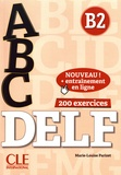 Marie-Louise Parizet - ABC DELF B2. 1 CD audio MP3