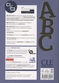 ABC DALF C1/C2  avec 1 CD audio MP3