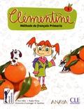 Emile Ruiz Félix et Isabel Rubio Pérez - Clémentine 1 - Méthode de français Primaria. 1 DVD