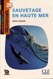 Sylvie Schmitt - Sauvetage en mer.