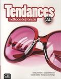 Jacky Girardet et Jacques Pécheur - Tendances A1 - Méthode de français. 1 Cédérom