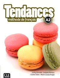 Jacky Girardet et Jacques Pécheur - Tendances A2 - Méthode de français. 1 DVD