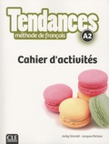 Jacky Girardet et Jacques Pécheur - Tendances A2 - Cahier d'activités.