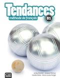 Jacky Girardet et Jacques Pécheur - Tendances B1 - Méthode de français. 1 DVD