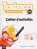 Jacques Pécheur et Jacky Girardet - Tendances B2 - Cahier d'activités.