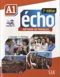 Jacques Pécheur et Jacky Girardet - Echo A1 - Méthode de français. 1 DVD