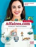 Jean-Luc Penfornis - Affaires.com niveau avancé B2-C1 - Français professionnel. 1 DVD