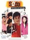 Bruno Mègre et Lucile Chapiro - Soda 2 - Méthode de français. 1 DVD