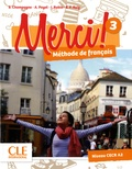 Sophie Champagne et Adrien Payet - Merci ! 3 A2 - Méthode de français. 1 DVD