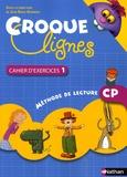 Jean-Emile Gombert - Méthode de lecture CP - Cahier d'exercices 1.