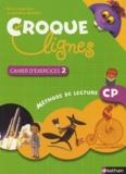 Jean-Emile Gombert - Méthode de lecture CP - Cahier d'exercices 2.