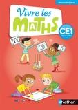 Jacqueline Jardy et Jacky Jardy - Vivre les Maths CE1 Cycle 2 Année 2 - Fichier de l'élève.