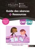 Nicolas Pinel - Méthode Heuristique Mathématiques CM1-CM2 - Guide des séances + Ressources.