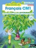 Françoise Picot - Mon année de français CM1.