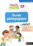 Jacqueline Jardy et Jacky Jardy - Vivre les maths CP - Guide pédagogique.