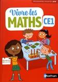 Jacqueline Jardy et Jacky Jardy - Vivre les maths CE1.