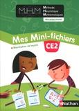 Nicolas Pinel - Mathématiques CE2 Mes Mini-fichiers - Avec Mon cahier de leçons.