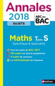 Christian Lixi - Mathématiques Tle S spécifique et spécialité - Sujets.