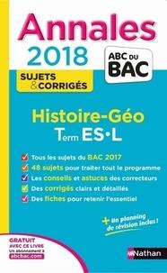 Cécile Vidil - Histoire-Géo Tle ES-L - Sujets & corrigés.