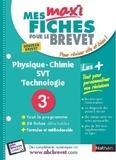 Nicolas Coppens - Physique-Chimie SVT Technologie 3e.