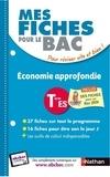 Sandrine Benasé-Rebeyrol - Mes fiches ABC du bac économie approfondie terminal ES.