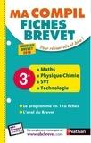 Cédric Gouygou et Gilles Lassus - Maths, physique-chimie, SVT, technologie 3e.