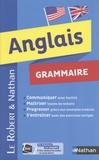 Jacques Marcelin et François Faivre - Anglais Grammaire.