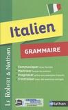 Marina Ferdeghini et Paola Niggi - Italien Grammaire.