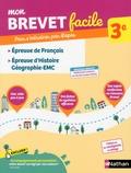 Thomas Bouhours et Gaëlle Touchet - Epreuves de Français Histoire-Géographie-EMC 3e.