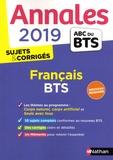 Miguel Degoulet et Claire Sani - Annales Français BTS - Sujets & corrigés.