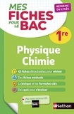 Karine Marteau-Bazouni - Physique Chimie 1re.