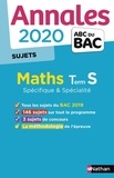 Christian Lixi - Mathématiques Tle S spécifique & spécialité - Sujets.