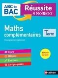 Pierre-Antoine Desrousseaux - Maths complémentaire Tle.