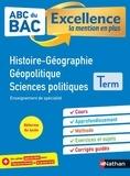 Alain Rajot et Laetitia Benbassat - Histoire-Géographie Géopolitique Sciences politiques Tle.