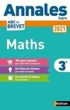 Carole Feugère et Gilles Mora - Maths 3e - Sujets.