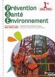 Blandine Savignac - Prévention santé environnement 1e Bac pro 3 ans.